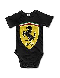 MNSTK Baby's Bodysuit Romper Jumpsuit Ferrari