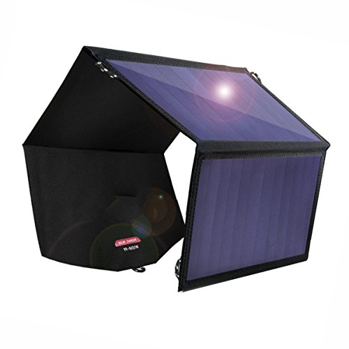 Solar Powered Phone Charger Iphone 5 - 8