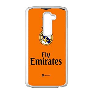 LG G2 Phone Case With Classic Images Real Madrid