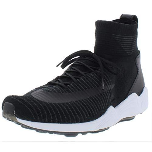 Nike Men Air Zoom Model 1 Fk (Black/Black-White-Anthracite) Size 10.5 US (Nike Air Zoom Pegasus 33 Mens Black)