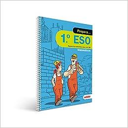 PREPARA MATEMÁTICAS 1 ESO: Repasa los contenidos clave de 6 ...