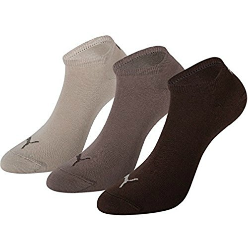 chocolate Invisible safari Unisex Calcetines 3p 717 Puma 3 nuez dwXzxpdq