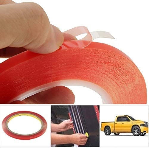 25m Length Repair-Kits 6mm 3M Double Sided Adhesive Sticker Tape for iPhone//Samsung//HTC Mobile Phone Touch Screen Repair