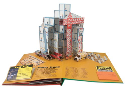 Robert Crowther's Amazing Pop-Up Big Machines by Candlewick Press (Image #1)