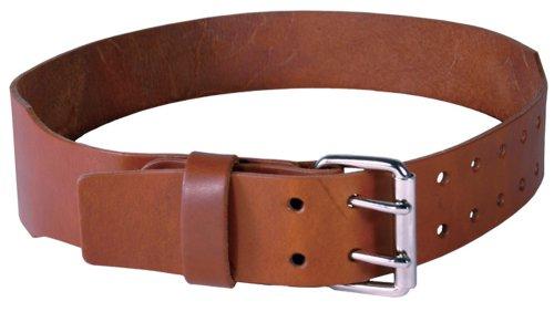 BucketBoss 88962 U.S. Leather Work Belt Fits 29-Inch to 36-Inch waist.