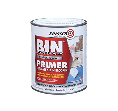 Rust-Oleum Shellac Primer Water Based Tintable Qt