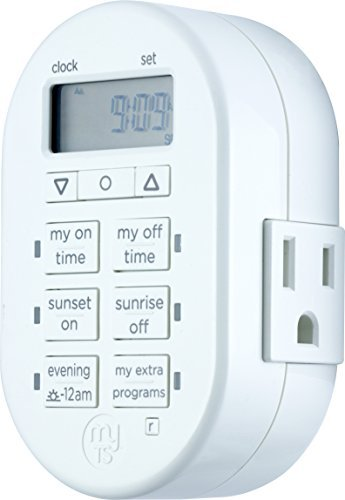 myTouchSmart Programmable Indoor Digital Timer