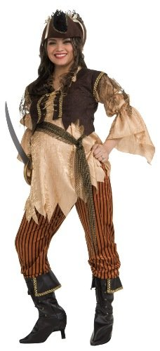 Rubies Mommy To Be Pirate Queen Adult Costume