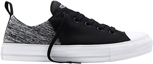 Converse Converse All Star Abbey Ox – Womens womens skateboarding-shoes 553276C_6 – BLACK/MOUSE/WHITE