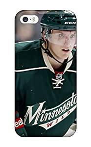 Brandy K. Fountain's Shop minnesota wild hockey nhl (98) NHL Sports & Colleges fashionable iPhone 5/5s cases 3581936K493426329