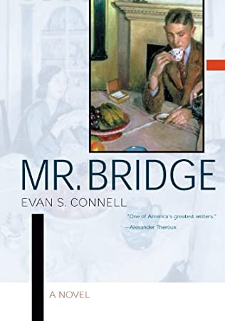 book cover of Mr. Bridge