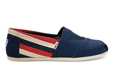Toms Men's Shoes Classics Espadrille 13 M White