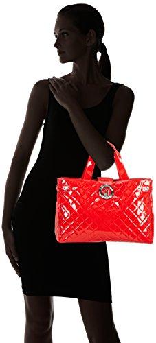 Armani JeansB5230V4 - Shopper Mujer Rojo - Rot (ROSSO - RED 54)