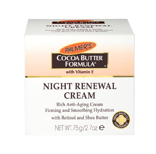 Palmer's Cocoa Butter Formula Night Renewal Cream, 2.7 Ounce (Palmer Cocoa Butter Cream compare prices)
