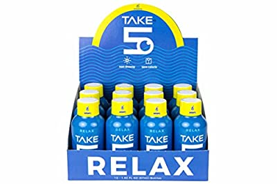 Take 5 Stress Relief - 12 Pack