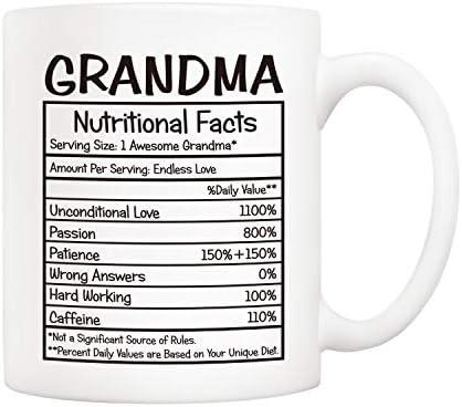 5Aup Christmas Grandma Nutritional Coffee product image