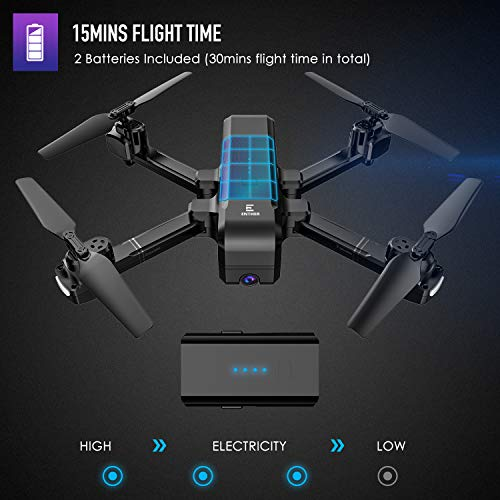 camera drone review
