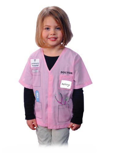 [Child Dr. Costume] (Doctor Costumes For Toddlers)