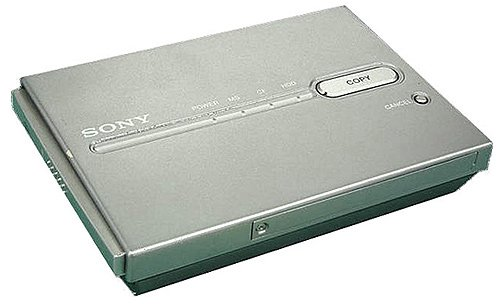 Hard Disk Photo Storage Unit 40GB Capacity