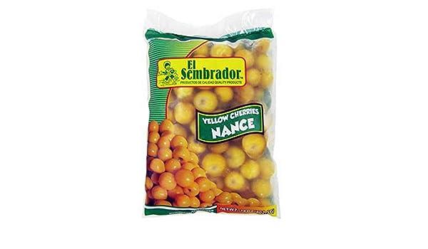 Amazon.com : NANCES / YELLOW CHERRIES 14 oz (8) : Grocery ...