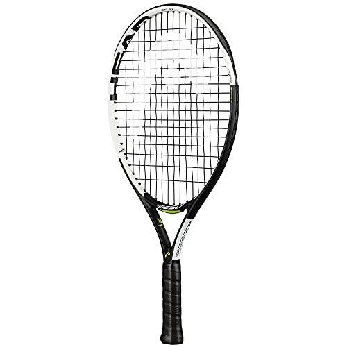 HEAD Speed 21 Raquetas de Tenis, Juventud Unisex, Multicolor, 4-6 años a buen precio