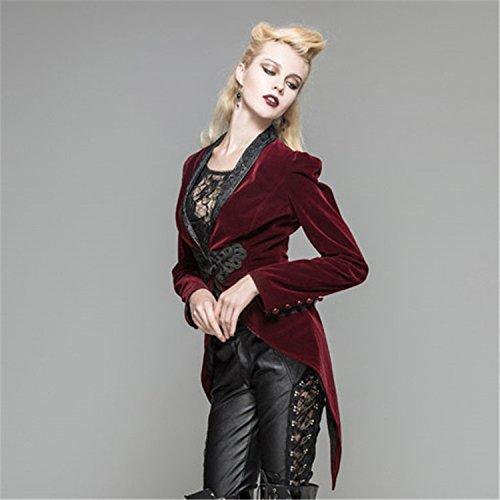 Devil Fashion - Abrigo - para mujer