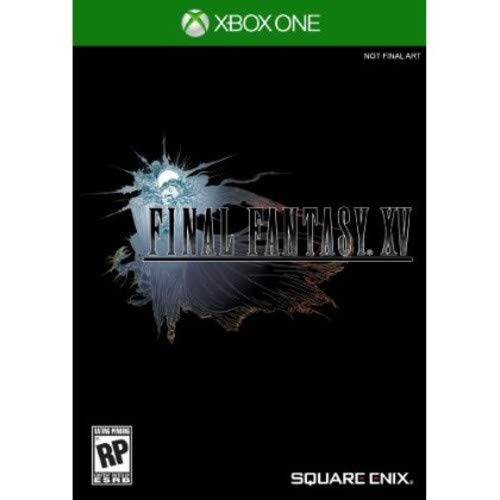 Final Fantasy XV - Xbox One (Best Fantasy Rpg Xbox One)