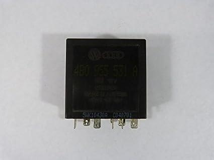 Siemens PA6-GF30/4130955 - Limpiaparabrisas 531-a Control Relay 12 V: Amazon.es: Amazon.es