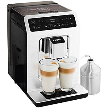 Amazon.com: KRUPS EA8298 Cappuccino Bar, Fully Automatic 57 ...