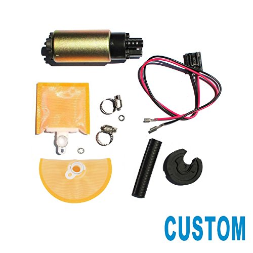 CUSTOM 1pc New Electric Intank Fuel Pump With Installation Kit E8213 E2068 (1998 Jeep Grand Cherokee Fuel Pump)