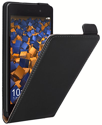 mumbi Flip Case Huawei P8 Lite Tasche