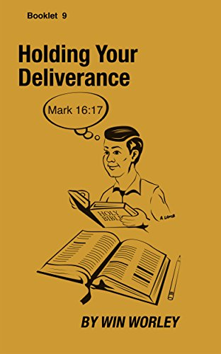 Holding Your Deliverance (Booklet Book 9) - Kindle edition
