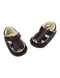 YWY Baby Boys Girls Summer Sandals Slippers Shoes Soft Sole First Walker Shoes