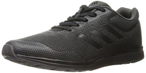 b191773026264 Galleon - Adidas Performance Men's Mana Bounce 2 M Aramis Running Shoe,  Black/Metallic/Silver/Onix, 9.5 M US