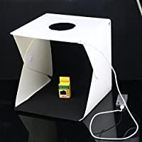 Photography Lightingbox Large Size 12 with Portable Bag Can be DIY Photo Studio Portable Photography studio 30CM X 30CM X 30CM