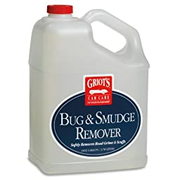 Griot\'s Garage (11015) Bug and Smudge Remover - 1 Gallon