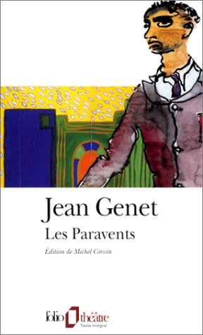 Paravents (Folio Theatre) (French Edition)