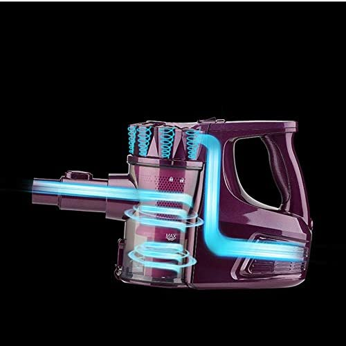 Gooyshqi HCYOZ-SCHIXCQ, aspirateur, Aspirateur à Main, for la Maison Dur Moquette légère Puissance d\'aspiration Forte sans Fil Powered Traîneau Aspirateur,
