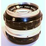 Nippon Nikon 50mm f/1.4 f1.4 Nikkor-S Manual Focus Lens