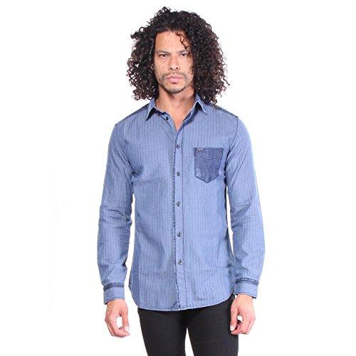 Diesel D-Jerry Button Down Shirt Shirts M Men ()