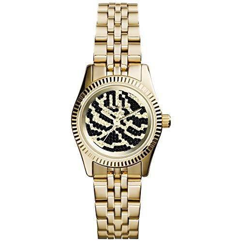 Michael Kors MK3300 Ladies Lexington Gold Watch (Fossil Women Hat)