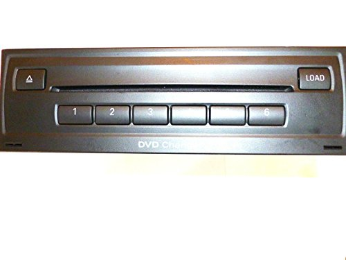 Alpine Dvd Changer (Audi A6 A7 A8 S6 Dvd Changer Oem Unit New 2010-2012 4h0035108d)