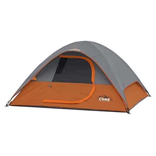 - CORE 3 Person Dome Tent 7'x7'