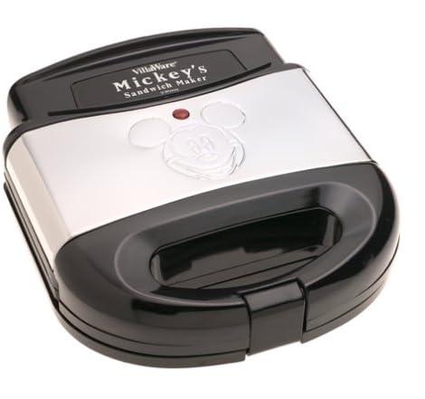 VillaWare V5555-03 Mickey s Sandwich Maker