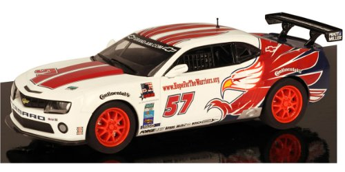 Scalextric C3289 Chevrolet Camaro GT, 1:32 Scale (Scale Slot Body Car 32)
