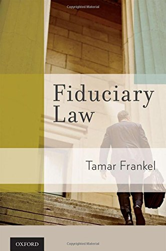 Fiduciary Law by Oxford University Press