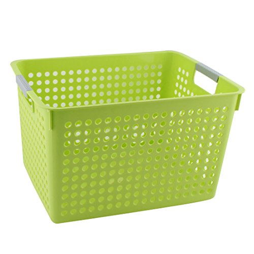 Storage Green Basket Amazon Com