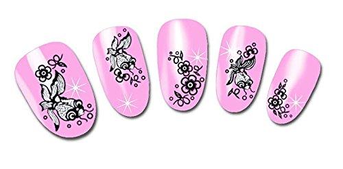 70off Jpjtm Nail Art Stickersgirls Creative Nail