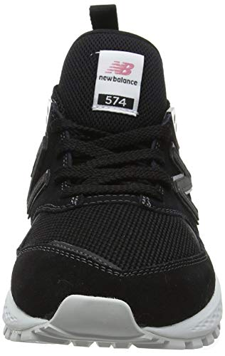 Black Formateurs Les V2 black Noir 574s New Balance Femme TIpt8xw