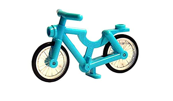 LEGO®City 1 Bicicleta en Turquesa: Amazon.es: Juguetes y juegos